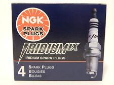 4pc (new) - NGK  2668 Iridium Spark Plugs - BKR8EIX  ==  Made IN Japan