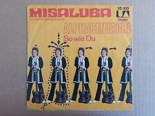 "Vinyl-7""-Cover # only Cover # Alpha Centauri # Misaluba - So wie du # 1971 # vg-"