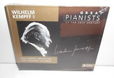 028945686523 Great Pianists of the 20th Century - Wilhelm Kempff 2CD New Sealed