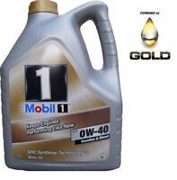 0W40 Mobil 1 FS 5 Liter Motoröl 0w-40