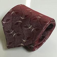 Brioni Mans Tie 100% Italian Silk 60 x 3.5 Inches - NWOT $350