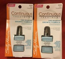 Nail Growth Formula 2 Pieces Of Sally Hansen Continuous Treatment For Dry Nails