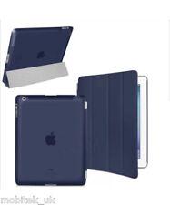 Fundas y carcasas Apple color principal azul de piel para teléfonos móviles y PDAs