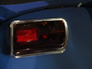 Light Rear Light Alfa Gta Bertone Iso Grifo Glass Lamp Glass El 12 721 Right