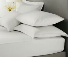 Christy White Single Bed Flat Sheet