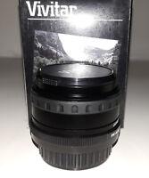 Vivitar 24mm/f2.8 Intechangeabe Macro 1:5x Lens for Pentax KA/Ricoh (BRAND NEW!)