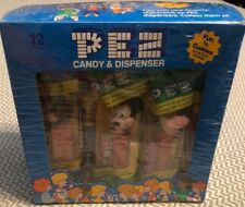 Lot of 12 Vintage PEZ Dispensers Disney-NEW SEALED!!!!!!!!!!!!