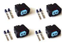Suzuki GSXR NH-1 Fuel Injector Connector HX090 2 pin OBD-2 With Pins & seals (4)