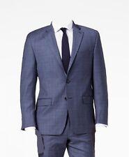 $750 RALPH LAUREN Men's CLASSIC Fit WOOL Sport Coat BLUE SUIT JACKET BLAZER 38R