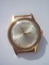 Vintage Baylor Men's Manual Wind Watch Running!!