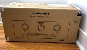 BUNDLE! NEW Marantz SR5015 7.2 Receiver 7.2 + NEW SPK618 HDMI 2.1 Adapter