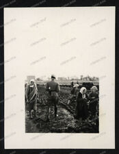 Thorn-Toruń-Kujawien-Pommern-Polen-Wehrmacht-Land-Leute-Feld-