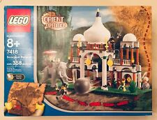 LEGO Set #7418 Orient Expedition: Scorpion Palace 100% Complete W/Box