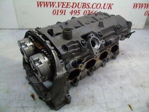 AUDI R8 2008 4.2 V8 LEFT SIDE CYLINDER HEAD WITH CAMS 079103373AP