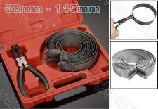 Piston Ring Compressor Cylinder Installer 14 Bands & Pliers Tools Set (PRT62145)