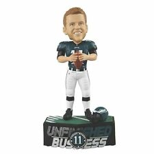 Carson Wentz Philadelphia Eagles Unfinished Business Bobblehead NFL