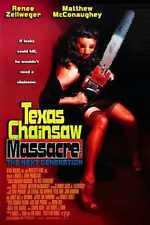 Return Of Texas Chainsaw Massacre Poster 01 A2 Box Canvas Print