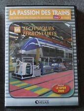 La passion des trains, techniques ferroviaires - vol 66, DVD