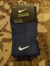 Nike Soccer Knee High Socks Navy