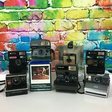 POLAROID Instant Cameras One Step Express Land Camera One Sun 660 Spectra System