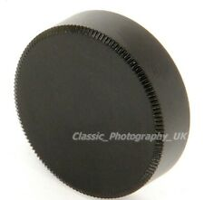 25mm Aluminium Rear Lens Cap for C-Mount Lenses ( TRIOPLAN ) for 16mm TV BOLEX