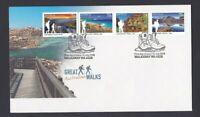 AFD1384) Australia 2015 Great Australian Walks FDC