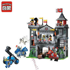 NEW ENLIGHTEN Medieval Eagle Castle Knight Carriage Blocks Minifigures Gift Toys