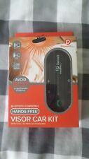 Powerfull Handsfree Bluetooth Visor In Car Speakerphone Car-Kit (Brand New)