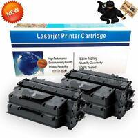 4 Pack High Yield CF280X 80X Toner for HP LaserJet Pro 400 M401dn M401dw M425dw