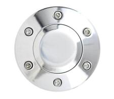Polished 6 Hole Momo NRG Billet Steering Wheel Horn Button