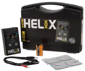 E-Stim Helix  5 Estim/tens Modes +Pads  Fast Dispatch Discreet Packing