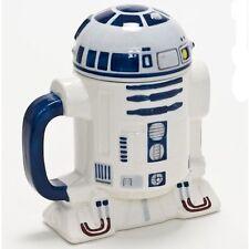 Star Wars Taza de caracteres R2-D2 100% mercadería Oficial Taza Con Tapa Gratis P + P