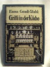 Emma Coradi-Stahl, Gritli in der Küche, 1927, Rascher & Cie Verlag, Zürich