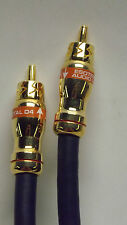 ESOTERIC AUDIO USA D4-1M Coaxial Digital Audio Cable 3.3FT 1M