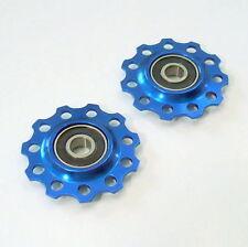 gobike88 MR. CONTROL PUL-10 Jockey wheel / Pulley, 11T, Blue, B16