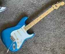 Fender Squier Stratocaster 1987 E-Series MIJ Japan Lake Placid Blue