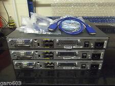 Cisco CCNA CCNP Advanced LAB 3 x 1841 MONTATO WIC-2T + 3 X ws-c3550-24 SMI