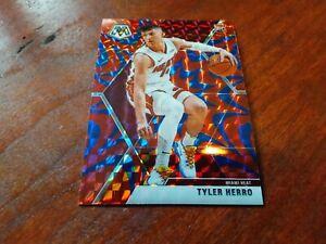 2019-20 MOSAIC.  TYLER HERRO REACTIVE BLUE ROOKIE CARD. SP CARD.