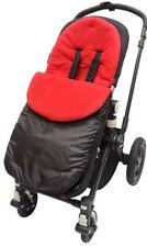Poussettes et systèmes combinés de promenade rouge hauck pour bébé
