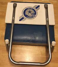 Vintage Dallas Cowboys Stadium Bench Cushion Seat Chair NFL