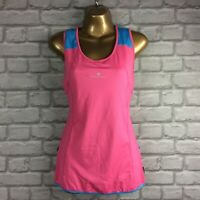RONHILL LADIES PINK BLUE TRAIL CARGO TANK TOP RUNNING VEST VARIOUS SIZES *