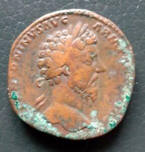Marcus Aurelius sestertius, Victoria , g29,30