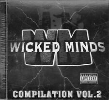 Wicked Minds Compilation Vol 2 CD New Sealed