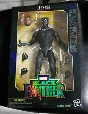MARVEL LEGENDS BLACK PANTHER 12 inch MISB SEALED UNOPENED CHADWICK BOSEMAN