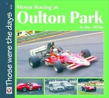 Motor Racing at Oulton Park in the 1970s Formula 5000 Car Motorsport Sports