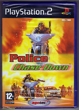 PS2 Police Chase Down (2004), UK Pal, Brand New & Sony Factory Sealed