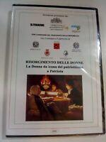 DVD SIGIL RISORGIMENTO DELLE DONNE LA DONNA DA ICONA DEL PATRIOTTISMO A PATRIOTA