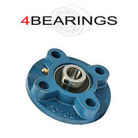UCFC CAST IRON FLANGE SELF LUBE BEARING METRIC**CHOOSE SIZE**