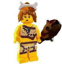 Lego Minifigures Serie 5 Minifigura Cave Woman 8805 - Nuevo, 100% Original
