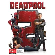 Deadpool 2 (DVD, 2018)